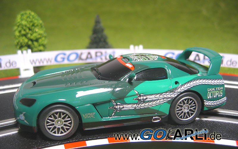 Carrera go!!! Dodge Viper GTS R Doctor Octopus