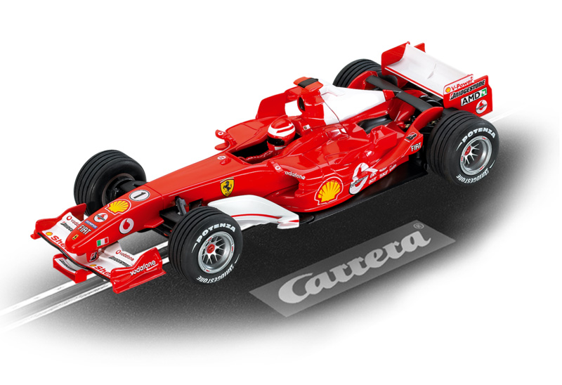 Carrera Evolution Ferrari F2005 Nr.1