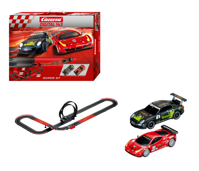 62 Risi Competizione Ferrari 430 Gt: GOKarli Carrera Slotcardatenbank & Bedienungsanleitung